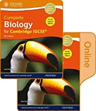 Complete Biology for Cambridge IGCSERG Print and Online Student Book Pack (CIE IGCSE Complete Series)