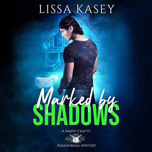 Marked by Shadows: MM Paranormal Romance Mystery Titelbild