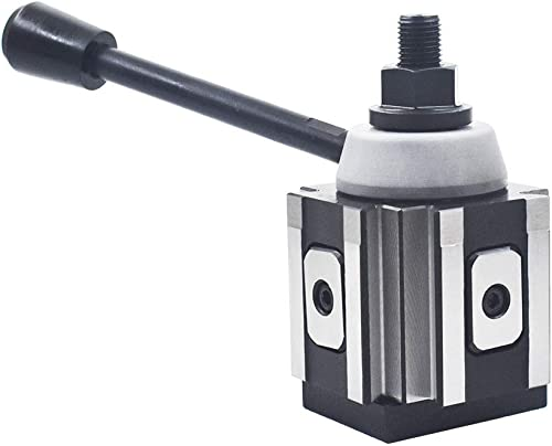 """lowest AXA Piston popular Type Quick lowest Change Tool Post 250-100 for 6-12"""" Lathe New outlet online sale"""