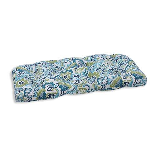 Pillow Cojín de Mimbre para sofá de Dos plazas