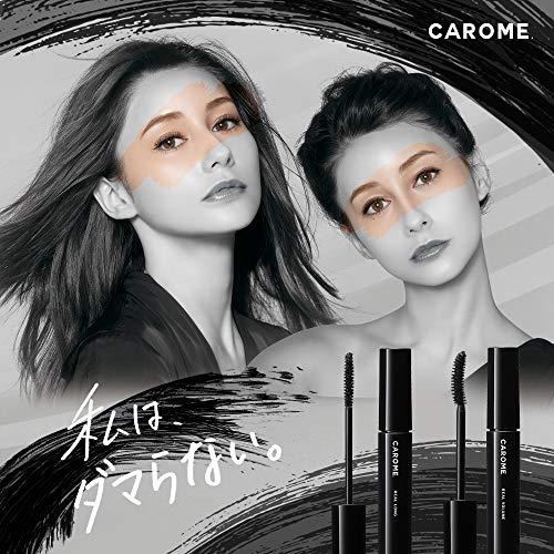 CAROME.カロミーリアルロングマスカラブラック6mLダレノガレ明美プロデュース