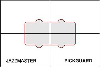 Pickup Routing Template- Jazzmaster Pickguard