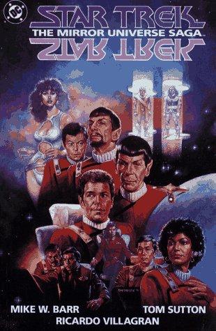 Star Trek: The Mirror Universe Saga (Star Trek (DC Comics))
