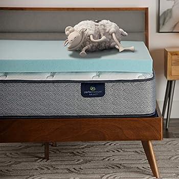 Best serta cooling mattress topper Reviews