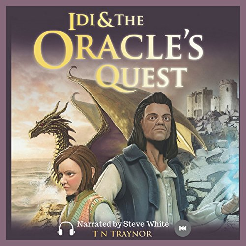 Idi & the Oracle's Quest audiobook cover art