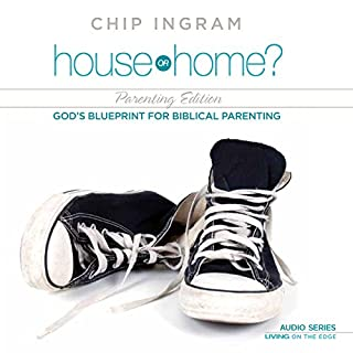 House or Home Parenting Edition audiobook cover art