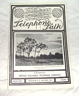 Telephone Talk May-June 1942 Volume XXXII, Number 3
