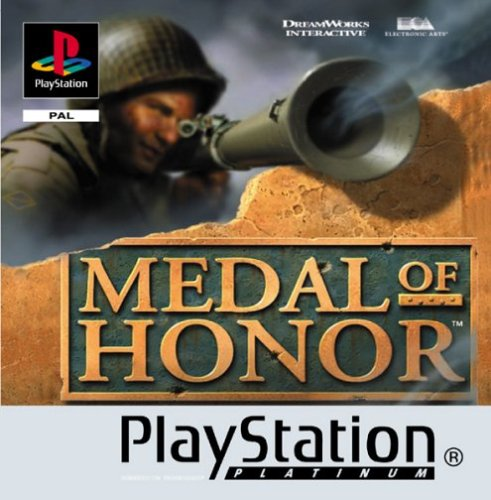 Medal of Honor Platinum [ Playstation ] [Import anglais]