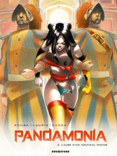 Pandamonia - Tome 02: Craignez la colère des bêtes !