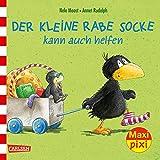 Maxi Pixi 230. Ve 5 Der Kleine Rabe Socke Kann Auch Helfen (5 Exemplare)