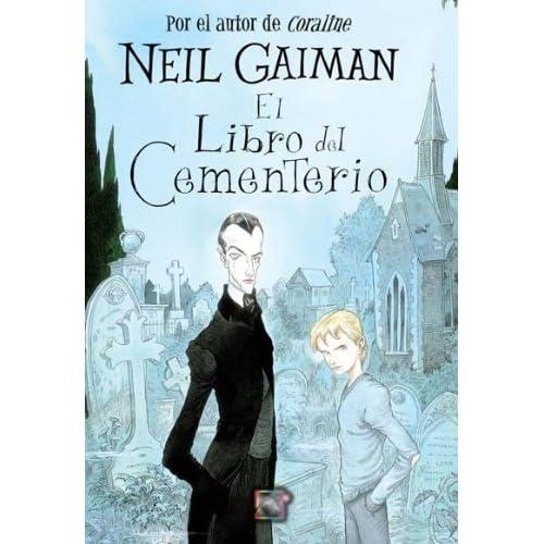 El Libro Del Cementerio - 3ª Edición (Juvenil): Amazon.es: Gaiman ...