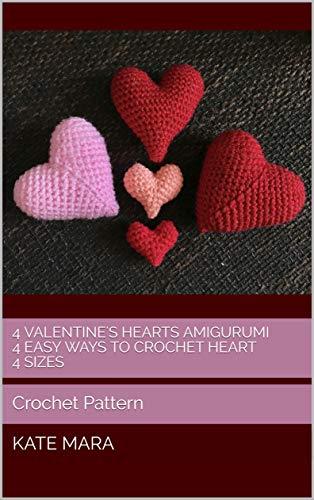 Amigurumi heart free pattern   DIY Valentines gift   lilleliis   500x314