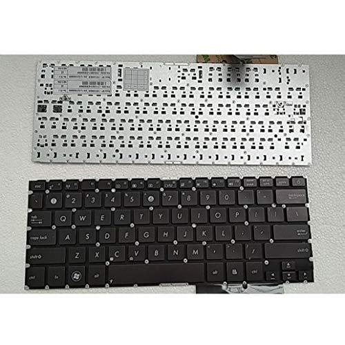 perlo33ER PC Laptop US Tastatur ohne Rahmen für ASUS Zenbook UX31 / UX31A / UX31e / UX31LA