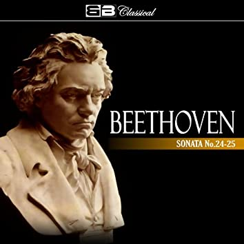 Beethoven Sonata No. 24-25