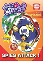 Totally Spies 3: Spies Attack [DVD]
