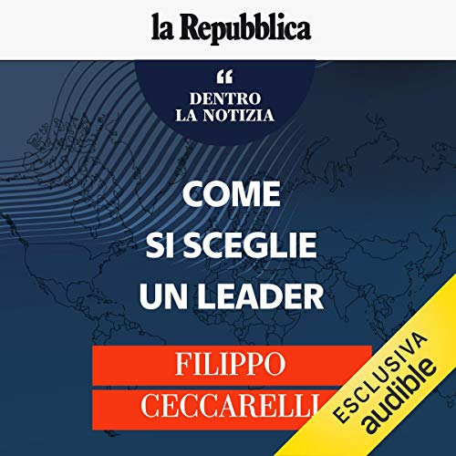 Couverture de Come si sceglie un leader