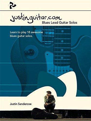 Justinguitar.com: Great Guitar Solos Book: Noten, Lehrmaterial für Gitarre