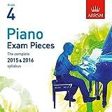 Piano Exam Pieces 2015 & 2016, ABRSM Grade 4