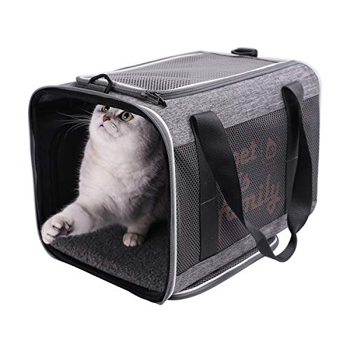 petisfam Large Cat Carrier Designed Especially for...
