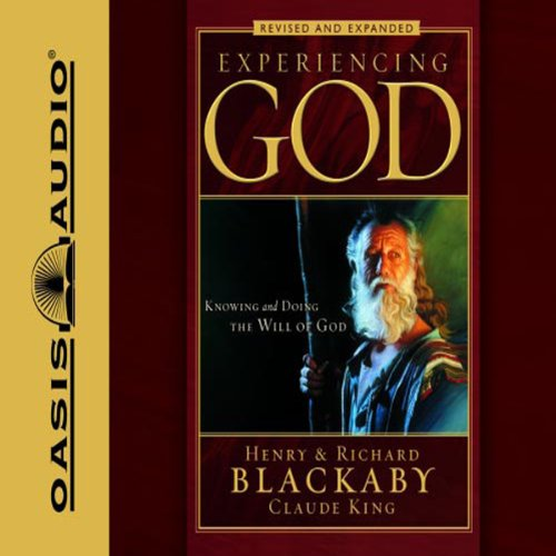 Experiencing God audiobook cover art