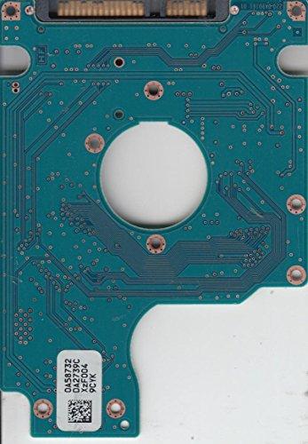 HTS545032B9A300, 0A58732 DA2739C, 0A70423, DA2831, Hitachi SATA 2.5 Leiterplatte (PCB)