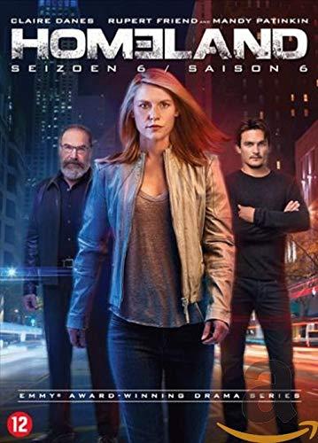 Homeland-Saison 6 Inclus Version Francaise [DVD]