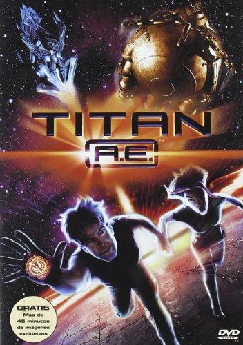 Titan A.E. [DVD]