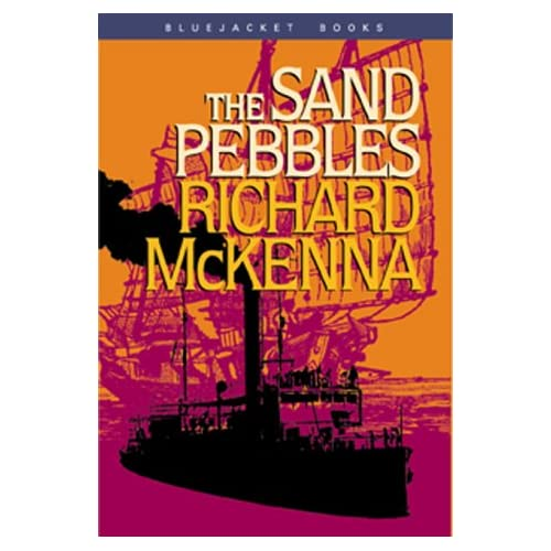 Image result for the sand pebbles novel amazon