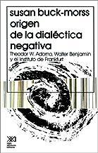 El Origen de La Dialectica Negativa