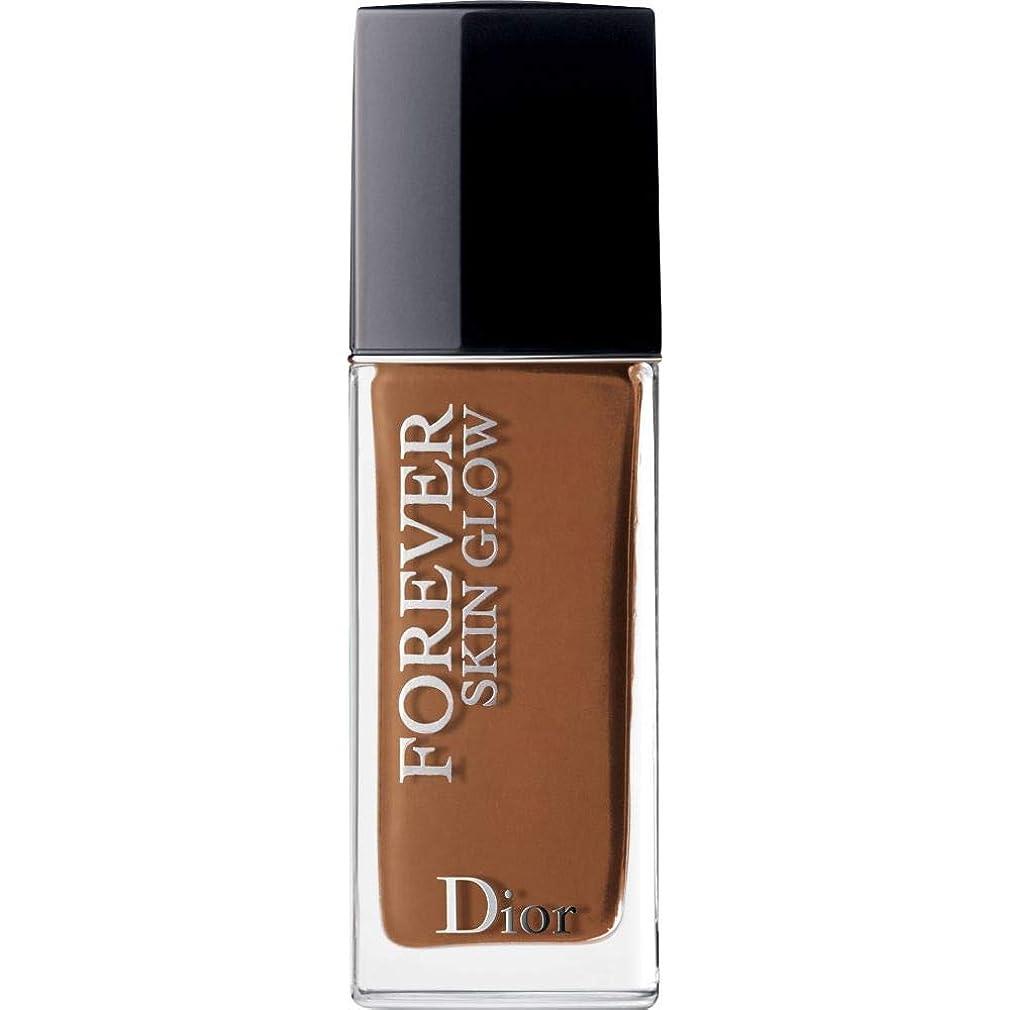シード額歯車[Dior ] ディオール永遠に皮膚グロー皮膚思いやりの基礎Spf35 30ミリリットルの8N - ニュートラル(肌の輝き) - DIOR Forever Skin Glow Skin-Caring Foundation SPF35 30ml 8N - Neutral (Skin Glow) [並行輸入品]