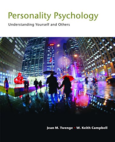 Personality Psychology: Understand Yourself and Others