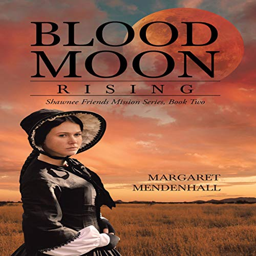 Blood Moon Rising Audiobook By Margaret Mendenhall cover art