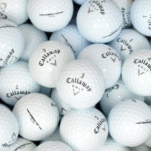 Tweede kans Callaway Warbird Premium Lake Golf Balls (Grade A)
