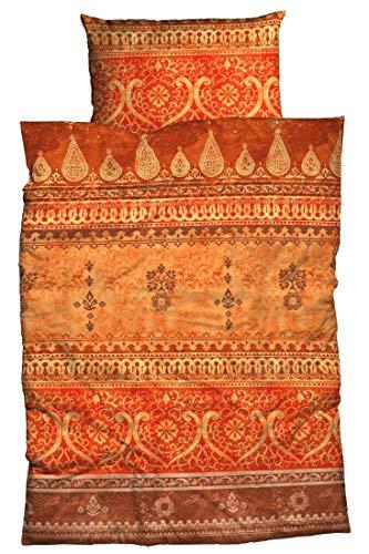 LIVING DREAMS Indi orange Terra Bild