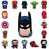 siqiwl Peluche 10cm Marvel Avengers Weiche Angefüllte Super Hero Captain America Iron Man Spiderman Plüsch Spielzeug Film Puppen Für Kid Geburtstag Geschenk