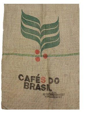 The Coffee and Tea Company Kaffeesack - Jutesack - Sack - Kaffeesäckchen NEU direkt aus dem eigenen Rohkaffeelager zum Dekorieren und Basteln (Zufällig)