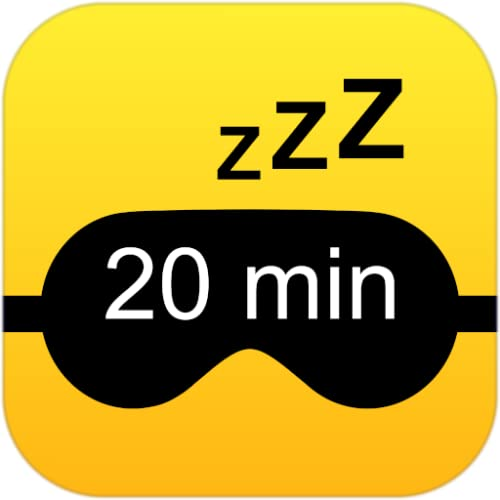 Gentle Nap - Power Nap Timer with natural sounds