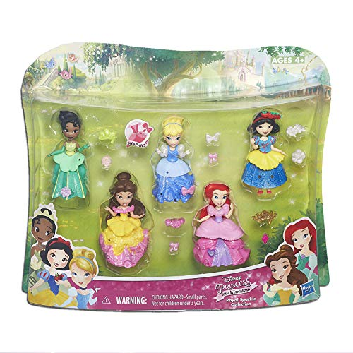 PAck Princesas Disney Hasbro