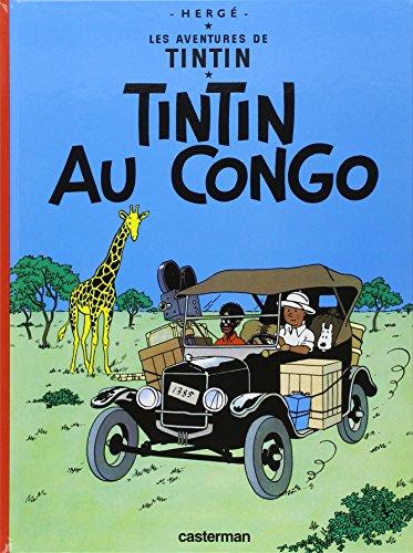Les Aventures de Tintin, Tome 2 : Tintin au Congo