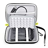 JunoBull EVA Shockproof, Waterproof, Portable Hard Disk Case Enclosure Cover Bag Pouch -for External...