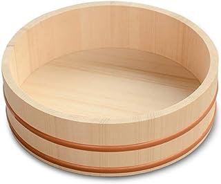 Sushi Oke Reismischbehälter aus Holz, 1 Stück 45 * 11