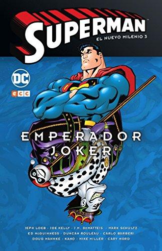 Superman: El nuevo milenio núm. 03 Emperador Joker