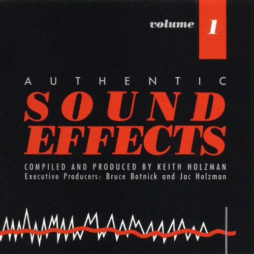 Authentic Sound Effects Vol. 1