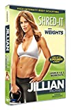 Jillian Michaels: Shred It with Weights [DVD] [Edizione: Regno Unito]