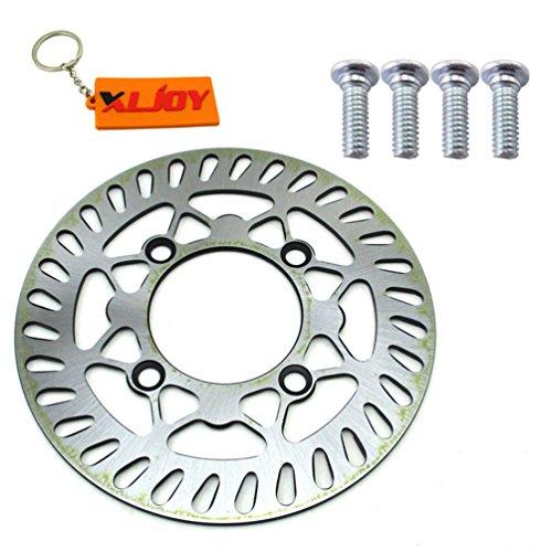 XLJOY 200mm Brake Disc Disk Rotor Fit 50cc 110cc 125cc 140cc 150cc 160cc SDG wheel Pit Dirt Bikes