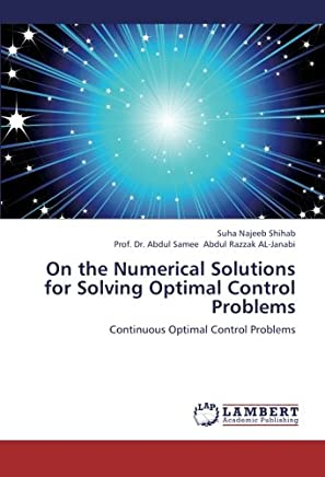 Amazon ae: on the numerical solutions for solving optimal control