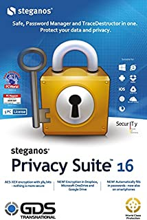 Steganos Privacy Suite 16 - 5 PC [Download]