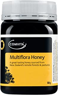 Comvita 康维他 多花种蜂蜜500g(新西兰进口)