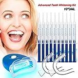 Teeth Whitening Kit Bleaching Gel Professionelle Zahnaufhellung für zähne Weiss
