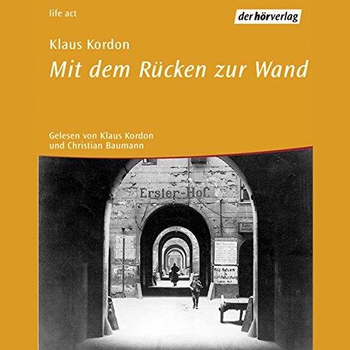 Mit dem Rücken zur Wand (Trilogie der Wendepunkte 2) audiobook cover art